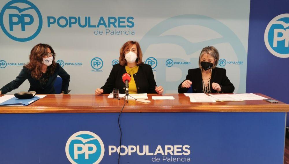 """El Partido Popular denuncia el """"abandono  financiero"""" del Gobierno de España a los  Ayuntamientos de la provincia"""