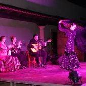 Quintanar disfruta de una gran noche de arte flamenco