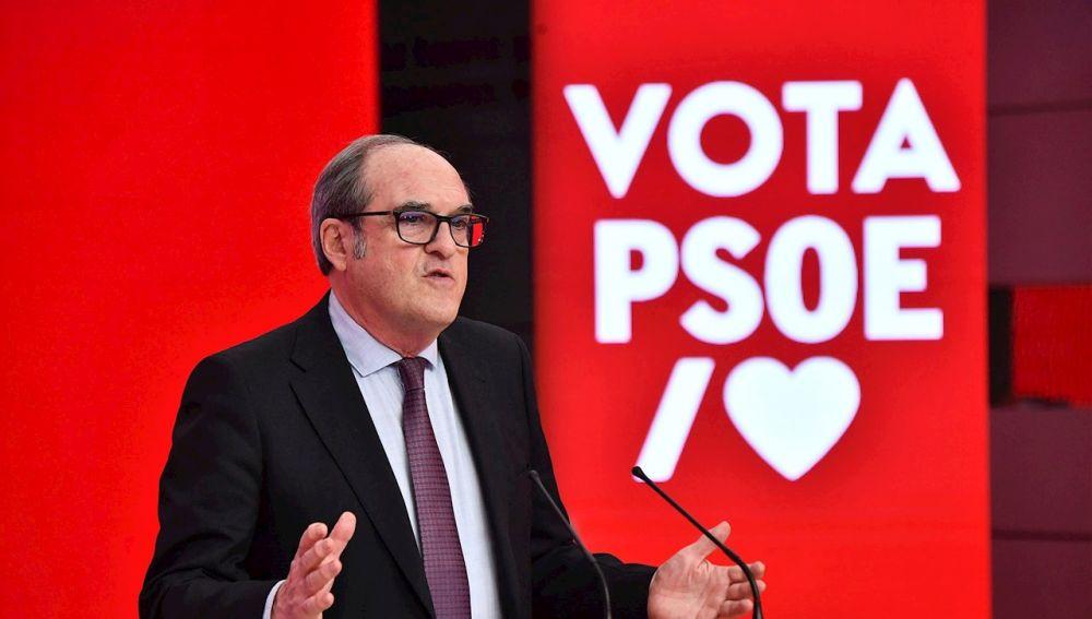 Este es el programa electoral del PSOE para las elecciones en Madrid y las principales propuestas de Ángel Gabilondo