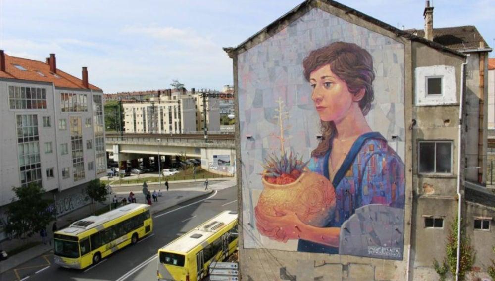 El Muro Crítico más internacional arranca este martes en Salorino, en el Tajo/Tejo Internacional