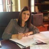 Fátima Abal, alcaldesa de Cambados