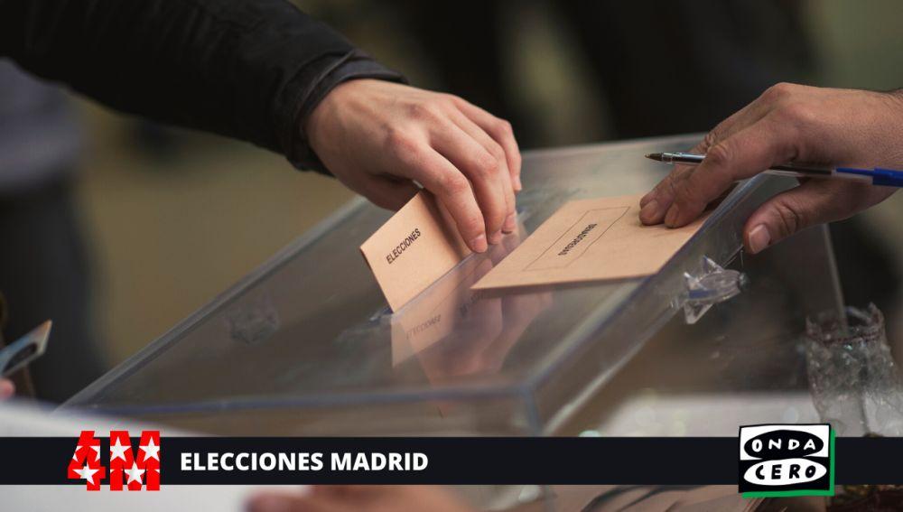 Consejos sanitarios si eres mesa electoral y protocolo anti Covid para las elecciones en Madrid