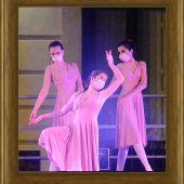 Actuación Escuela de Danza Alma María García