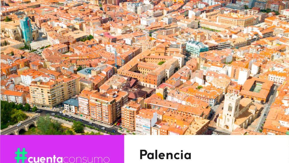 130 establecimientos ya se han adherido a la iniciativa 'Cuenta Consumo Palencia'