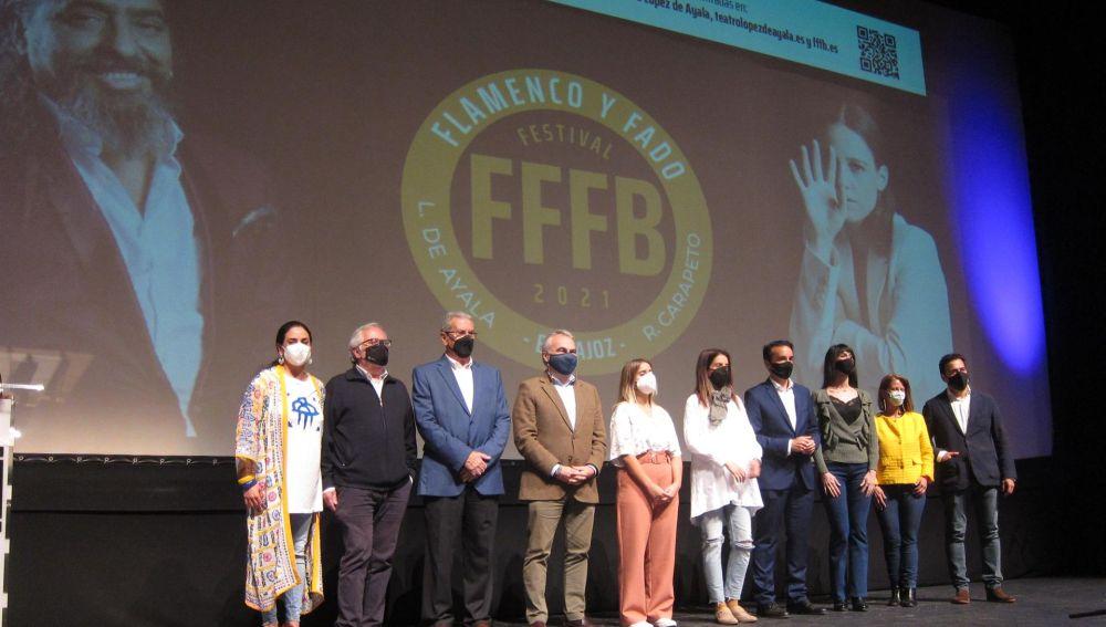 El Festival de Flamenco y Fado de Badajoz se celebrará del 2 al 10 de Julio con cinco conciertos de artistas como Diego 'El Cigala' o Carmen La Parreña
