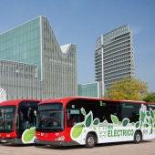 Durante los últimos meses, Zaragoza ha incorporado cuatro buses eléctricos para circular en pruebas.