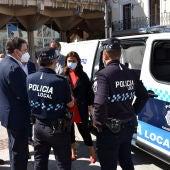 La Policía Local de Ciudad Real cuenta con dos nuevos vehículos