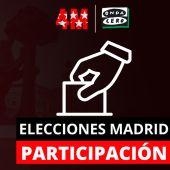 El primer dato de participación en Madrid anticipa una gran movilización en las elecciones