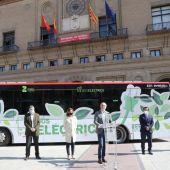 El alcalde ha anunciado que no habrá nuevos buses contaminantes