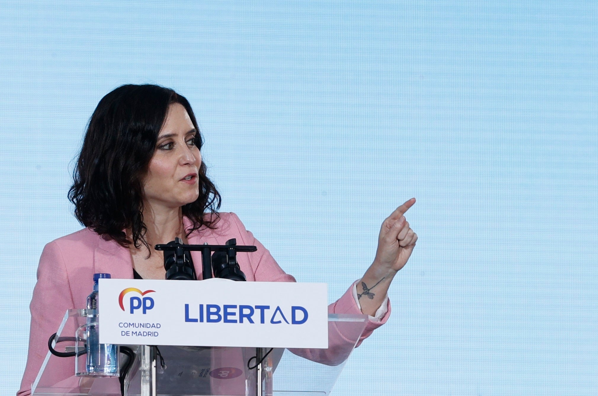 Tertulia: ¿Qué escenario político se plantea tras la victoria de Isabel Díaz Ayuso en las elecciones de Madrid?