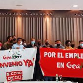 Ángel León, reelegido secretario general de CCOO-Industria CLM