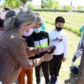 El colegio Fábrica de Armas de Toledo pone en marcha el proyecto Senda de las Moreras