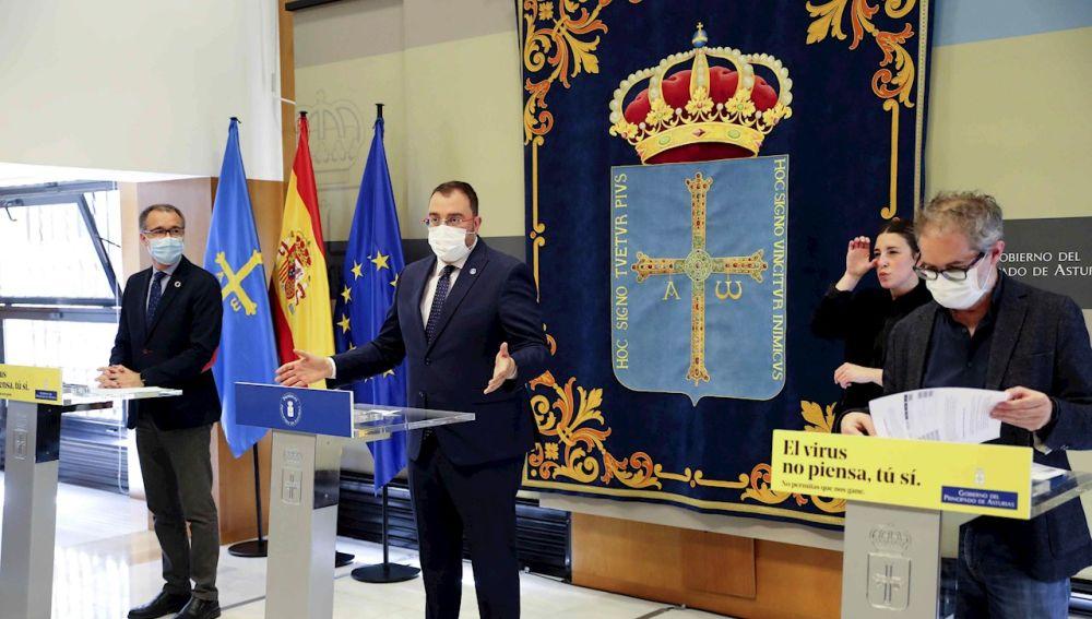 Así será el fin del estado de alarma en Asturias: sin toque de queda, limitaciones más precisas y suavización de restricciones en hostelería