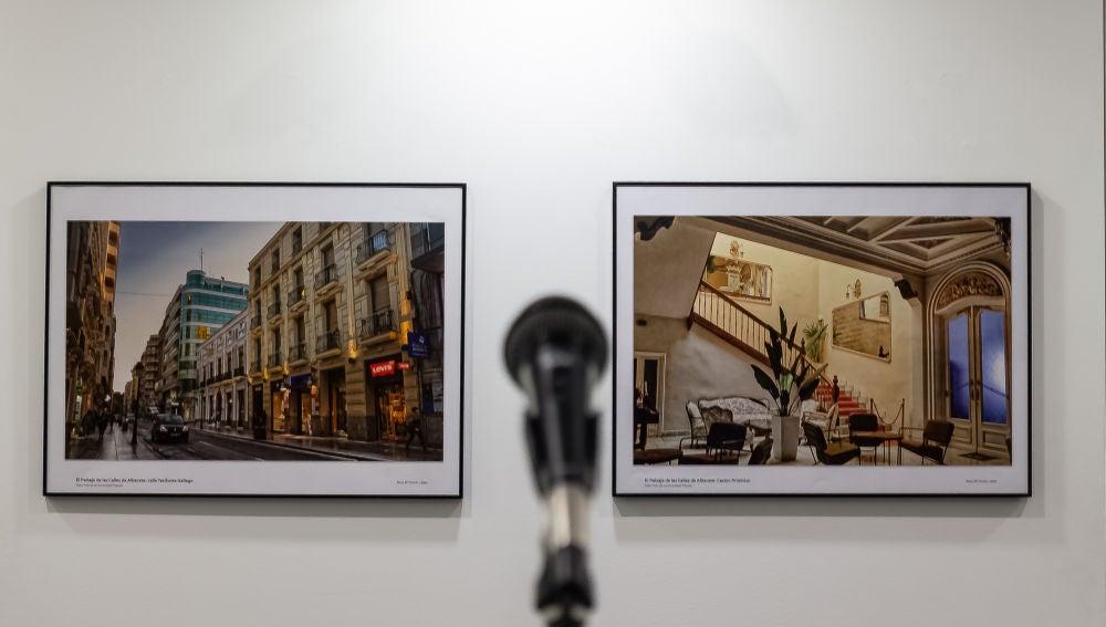 """Imagen de la exposición """"""""El paisaje de las calles de Albacete"""""""