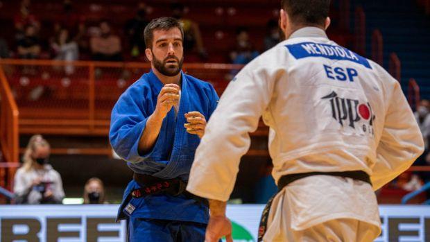 Alfonso Urquiza, judoka