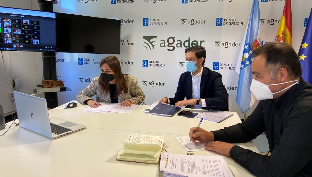 A Xunta convoca as axudas do plan Leader para dinamizar o agro galego