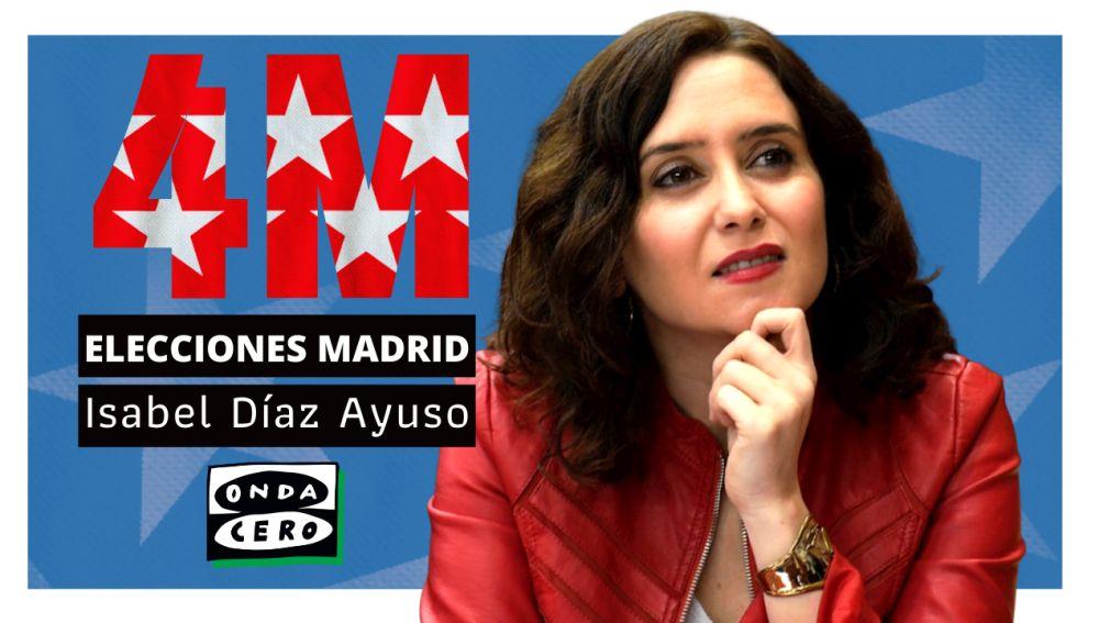 Así es Isabel Díaz Ayuso, la líder del Partido Popular en Madrid