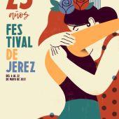 El XXV Festival de Jerez ofrecerá 13 espectáculos en streaming para llegar a su público internacional