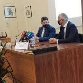 El acuerdo tiene entre sus finalidades apoyar el desarrollo económico de las empresas, autónomos y comercios de la zona