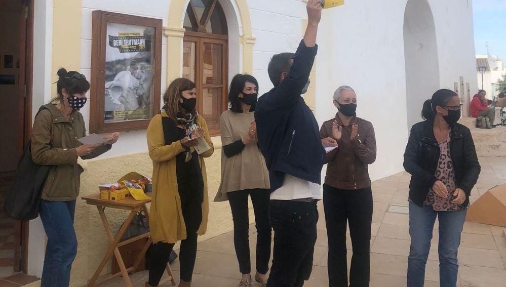 Arranca en Formentera la exposición del concurso de fotografía de Beni Trutmann