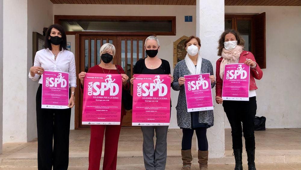 La 'Cursa Solidària per a la Dona' se celebrará en Formentera el 30 de mayo