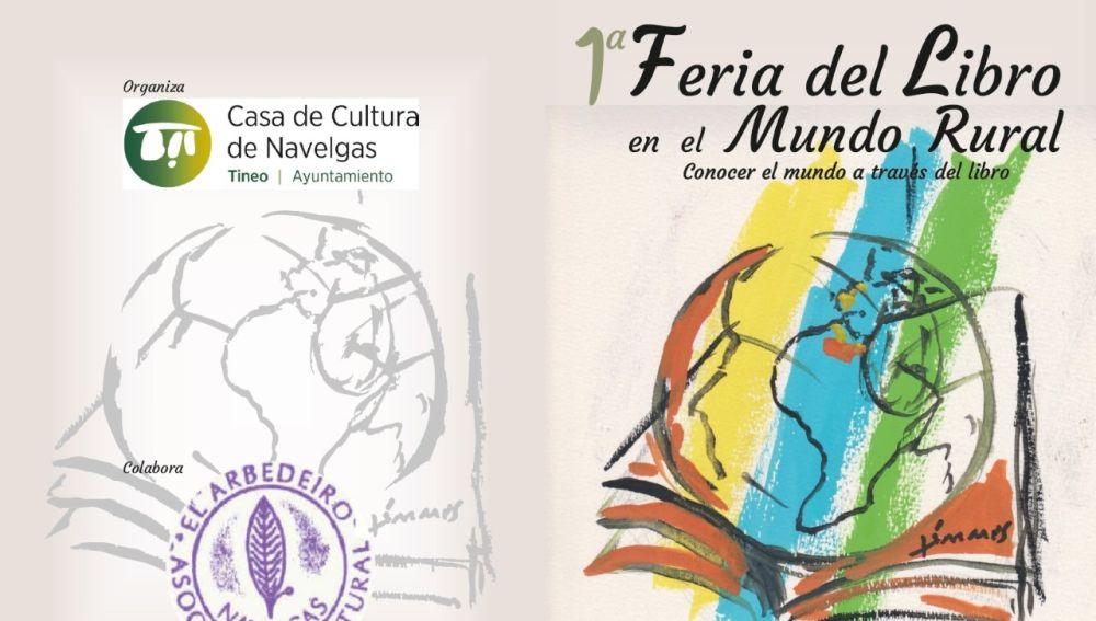 I Feria del libro en el mundo rural