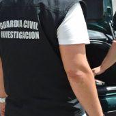 Imagen de archivo de agentes de la Guardia Civil