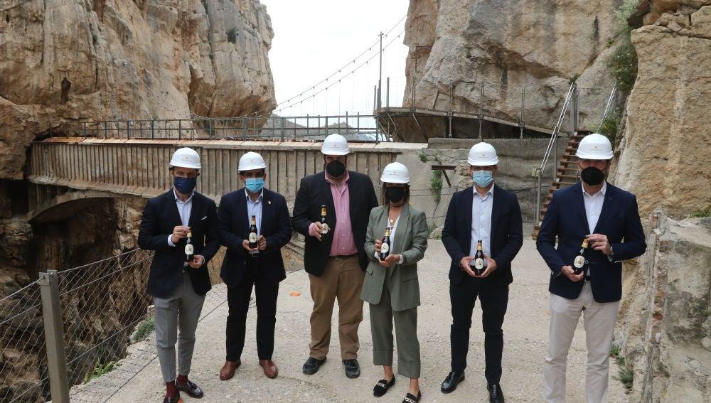 Victoria presenta 'Malacatí, la nueva cerveza de trigo