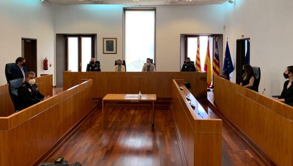 La Policía Local de Ibiza se incorpora al sistema de protección de víctimas de violencia de género