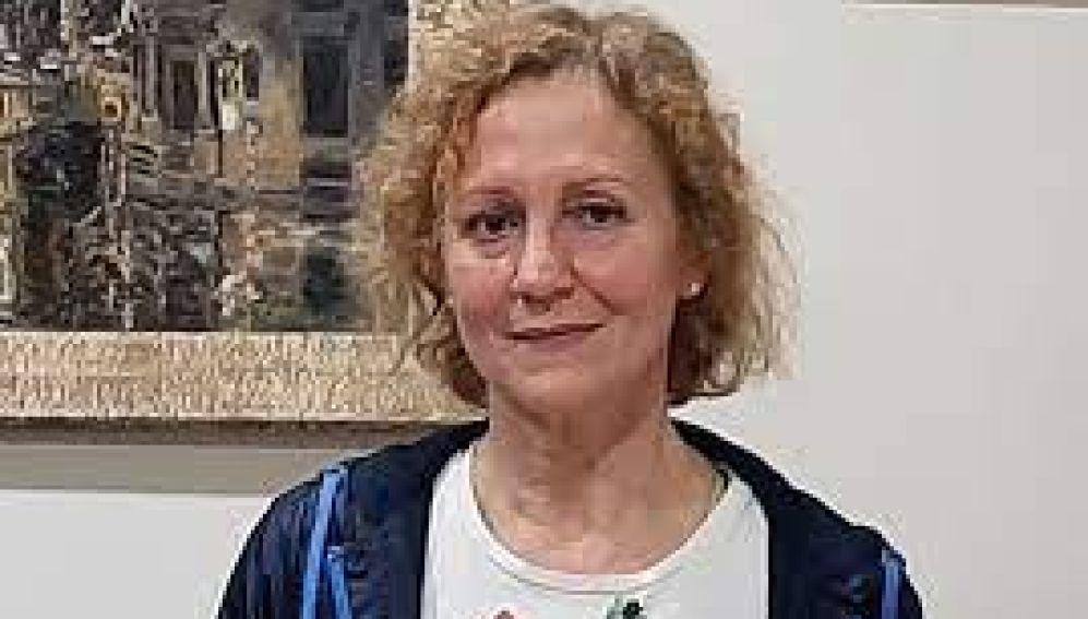 La nueva presidenta de Asprona , María Amalia Serna