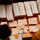 Estos han sido los datos de participación en las elecciones Madrid 2021