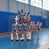 Buen momento para las gimnastas quintanareñas