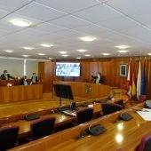 Pleno Concello de Vigo
