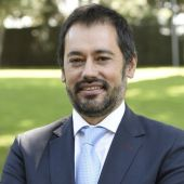 Jesús Campo, director del aeropuerto de Alvedro