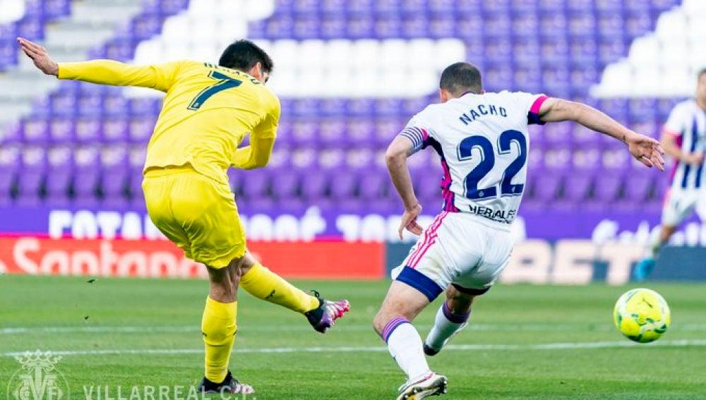 Gerard entra en la historia del Villarreal