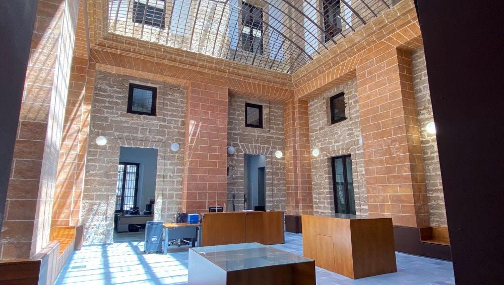 Oficina de Atención al Ciudadano en el nuevo ayuntamiento