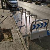 Más de 300 nuevos aparcabicis en la capital