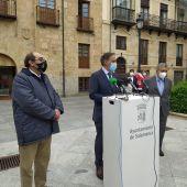 Alcalde de Salamanca