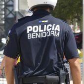 policia benidorm