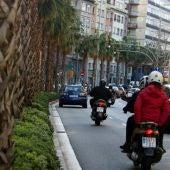 El SCT continua preocupat per l'augment de la sinistralitat entre els motoristes