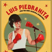 Hablamos con el humorista Luis Piedrahíta que actuará el Domingo 23 en el Teatro Capitol de Rojales