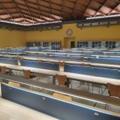 La sala de estudio de la biblioteca de los Depósitos del Sol abrirá, desde hoy, los fines de semana hasta el 4 de julio