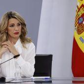 Unidas Podemos se reune para abordar los Presupuestos de 2022