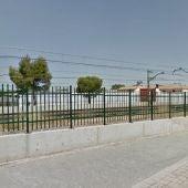 Imagen calle Ferrocarril de Manzanares