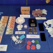 Desarticulan un grupo criminal dedicado al tráfico de cocaína en Talavera