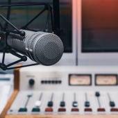 Micrófono radio