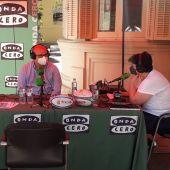 El alcalde de La Vila Joiosa en el programa especial de 'Rugby La Vila'.