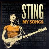 cartel concierto Sting en Vigo