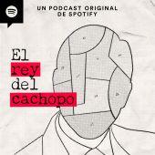 """Carátula del podcast """"El Rey del Cachopo"""""""
