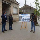 Investimento de 180.000 euros no novo itinerario de Albarellos